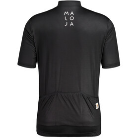 Maloja SanetschM. 1/2 Shortsleeve Bike Jersey Men, moonless